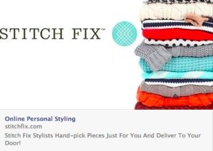 Stitch Fix Styling service